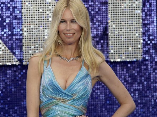 Клаудия Шифър призна, че когато кариерата ѝ на модел е