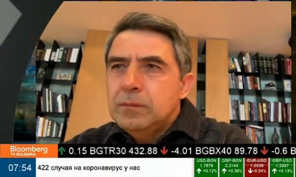 Плевнелиев прогнозира: Поне 3 години ще трае тази криза