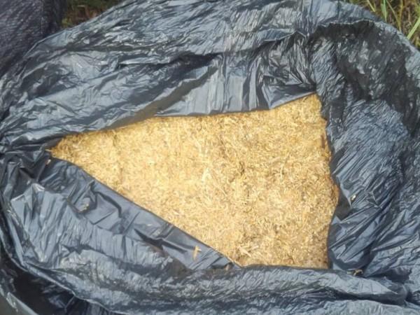 Полицията в Добрич установи и иззе близо 300 кг нарязан
