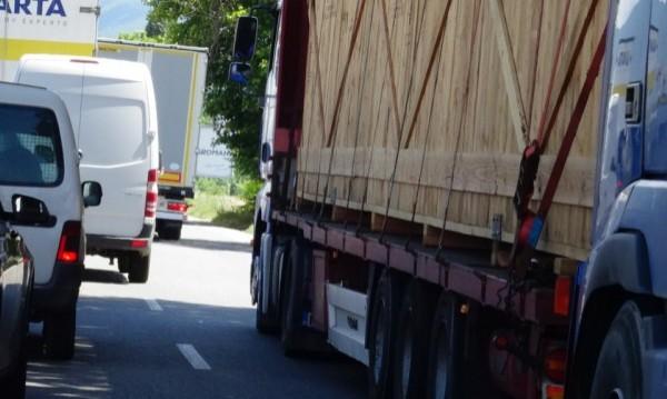 Възстановяват 50% от толтаксите за камиони на метан и...