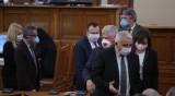 Парламентът се събира следващата седмица за заседание в НДК?