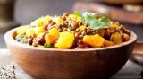 Рецептата Dnes: Арабска салата с леща и козе сирене