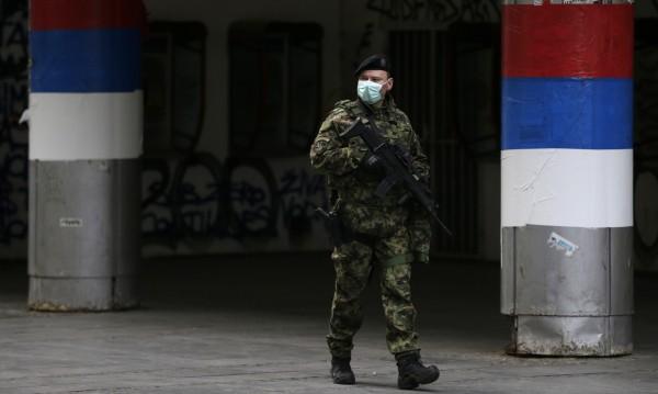 Журналистка: Сърбия е на военнопрестъпниците!