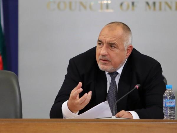 Премиерът Бойко Борисов отговори на критиките на президента Румен Радев