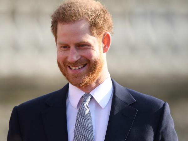 Принц Хари бил развълнуван, че с Меган Маркъл са се