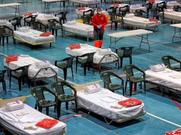 Повече от 900 души починаха в Испания за последните 24