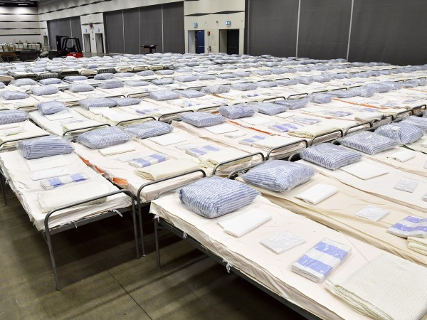 Швеция трябва да е готова за хиляди смъртни случаи от