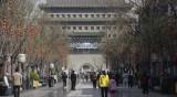 Китай утихна за 3 минути, почете жертвите от вируса