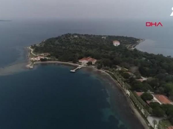 Турция има цял остров, пригоден за изолиране на болни в