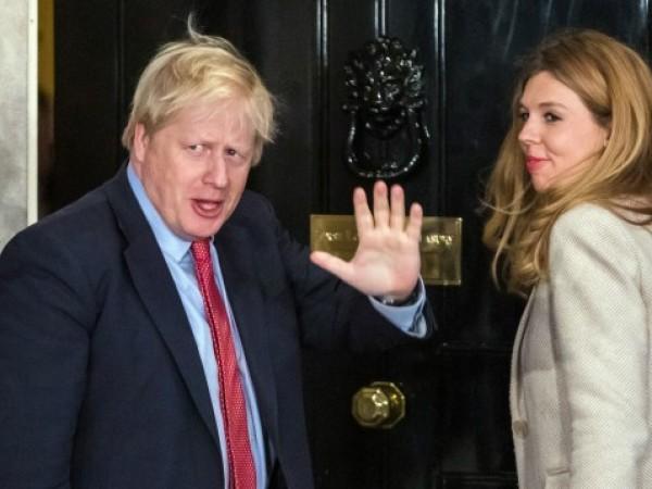 Бременната годеница на британския премиер Борис Джонсън потвърди днес, че