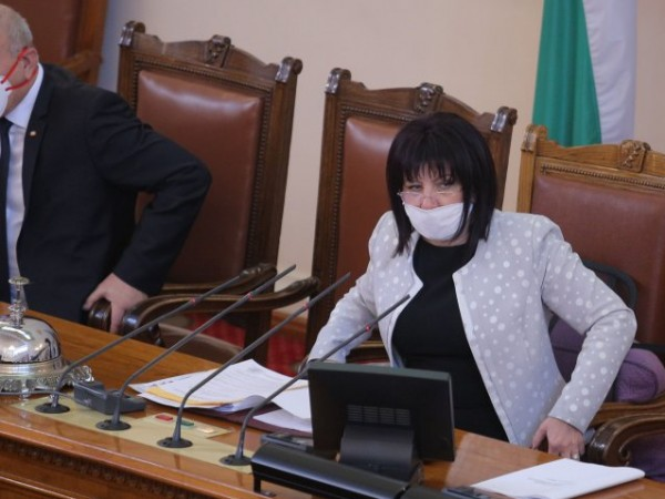 Парламентарната група на ГЕРБ внесе нови поправки в Закона за