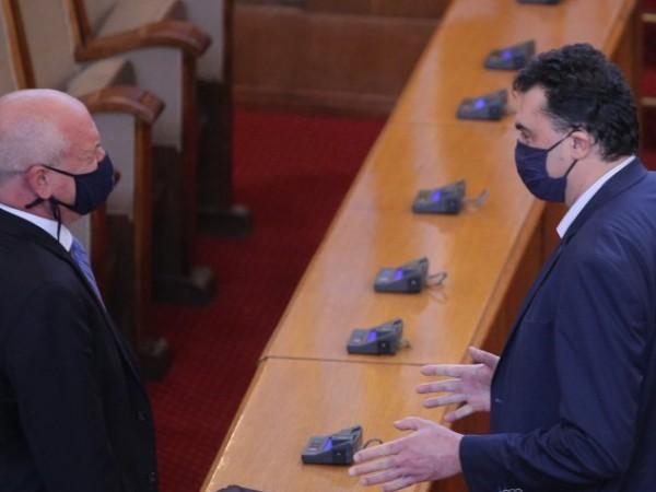 Бюджетната комисия в парламента ще разгледа на второ четене актуализацията