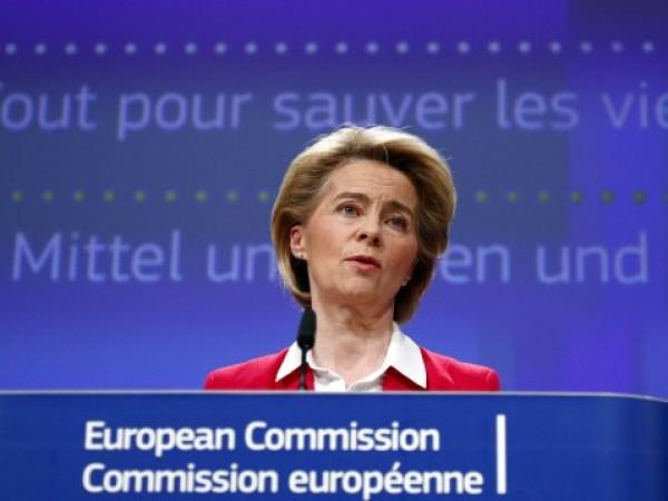Председателката на Европейската комисия Урсула фон дер Лайен повтори призива