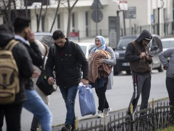 Гърция е поставила под карантина втори мигрантски лагер тази седмица