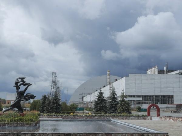 Горски пожар в Чернобилската забранена зона е предизвикал повишаване на