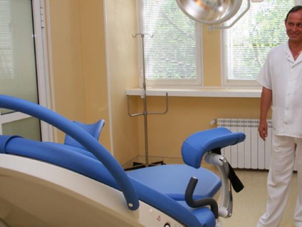 "Най-голямата и най-старата аушеро-гинекологична болница у нас ""Майчин дом"" получи"