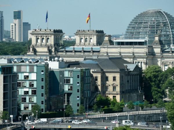 Германия отпусна над 1 трилион евро в подкрепа на своята