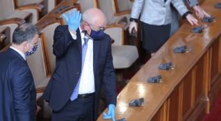 Изненадващ и пълен обрат! Депутатите се отказаха от заплатите си