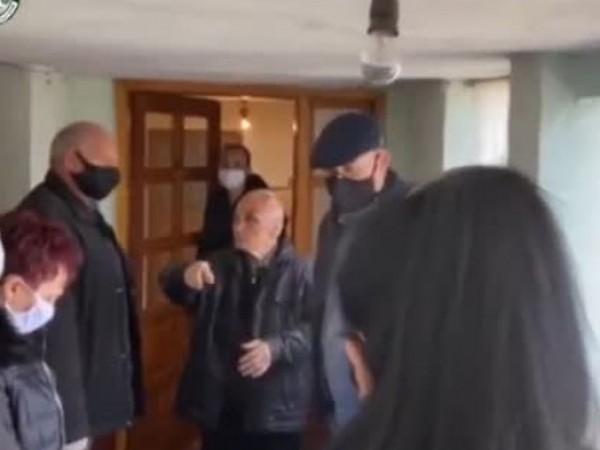 Главният прокурор Иван Гешев посети пловдивското село Трилистник във връзка
