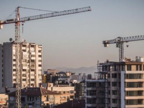 Периметърът на търсенето и предлагането на жилища ново строителство се