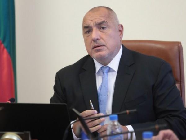 Премиерът Бойко Борисов поздрави медиците по случай Световния ден на