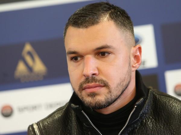 Головият хищник Валери Божинов демонстрира високата си класа, докато е