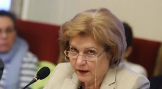 Менда Стоянова: Хазната не е празна!