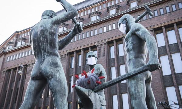 Скандинавието: Защо Финландия се справя най-добре срещу вируса?