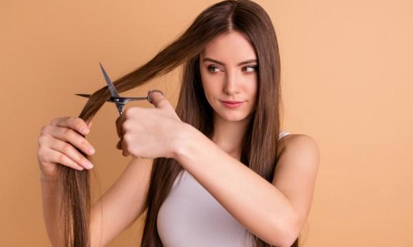 4 начина да подстрижем косата си вкъщи без фризьор