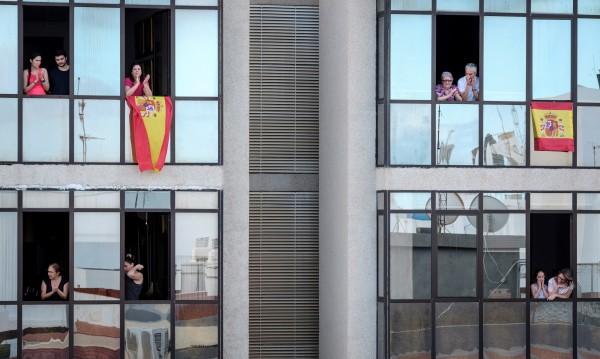Само за денонощие - над 740 жертви на COVID-19 в Испания