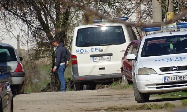 Убиха възрастен мъж край Бараково, има задържани