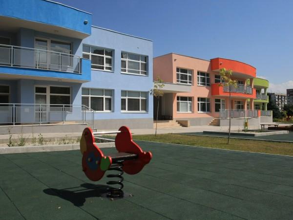 Първото класиране за прием на деца в общинските детски градини