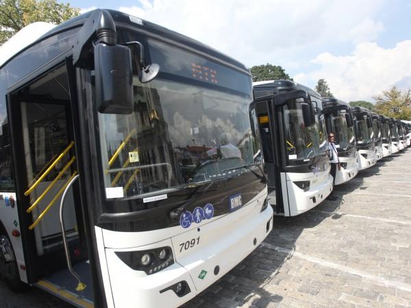 От днес градският транспорт в София ще се движи с