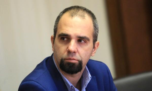 Първан Симеонов: Радев беше избран, за да е коректив...
