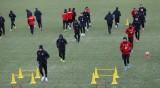 Въпреки карантината: ЦСКА продължава с тренировките