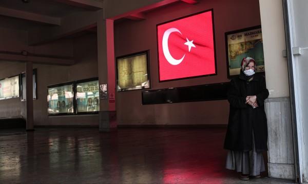 Турция с по-бързи темпове на заразяване от Италия