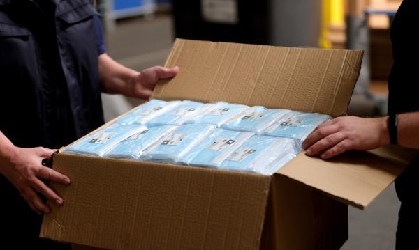 Мащабна измама с поръчка за 10 млн. маски в Германия