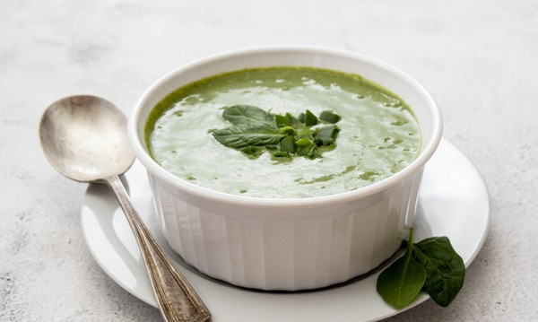Рецептата Dnes: Спаначена супа за силен имунитет