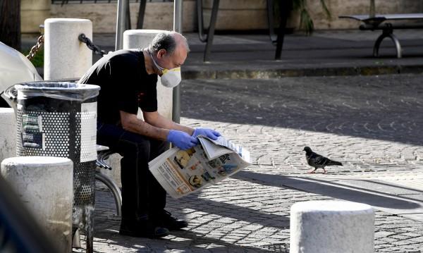 Как се справят италианците, които нямат пари да хранят децата си?