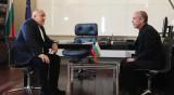 Борисов към Мангъров: Не ми е приятно да се разделяме по темата