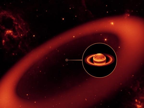 """Анализ на събраните през 2017 г. от междупланетната станция """"Касини"""""""