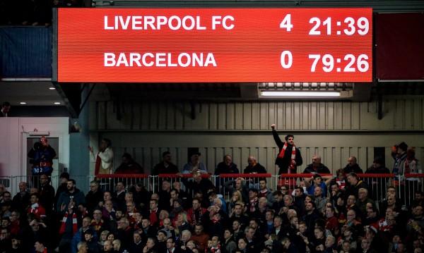 Кои са най-великите обрати в Шампионска лига?