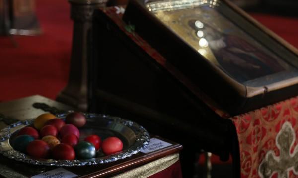Великденът на нашето смирение, празникът не е само софри