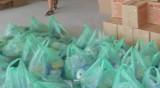 Българи от Ротердам с дар за 70 семейства от Буховци