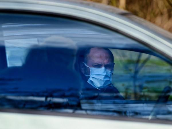 В условията на пандемията от новия коронавирус, шофьори от различни
