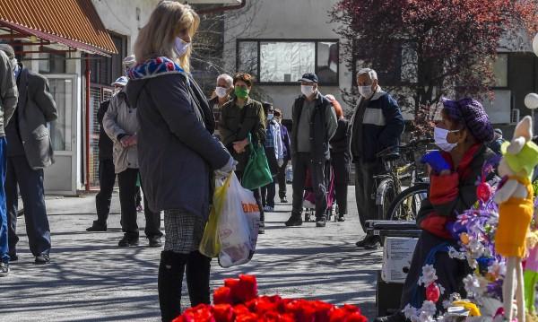 Северна Македония забрани движението по Великден