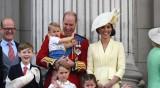 Принц Луи с барбекю парти за 2 годинки