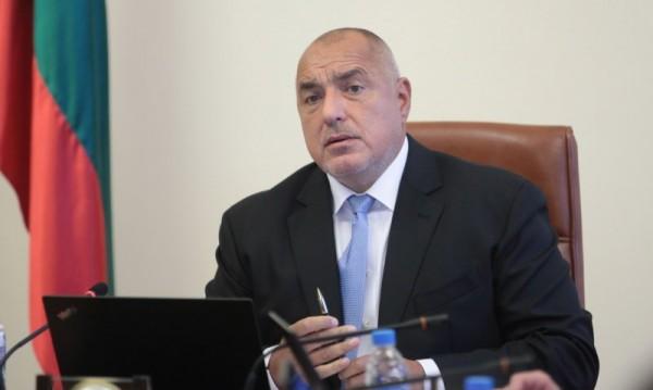 Борисов за Радев: Това е вероломно нападение, не протегната ръка!