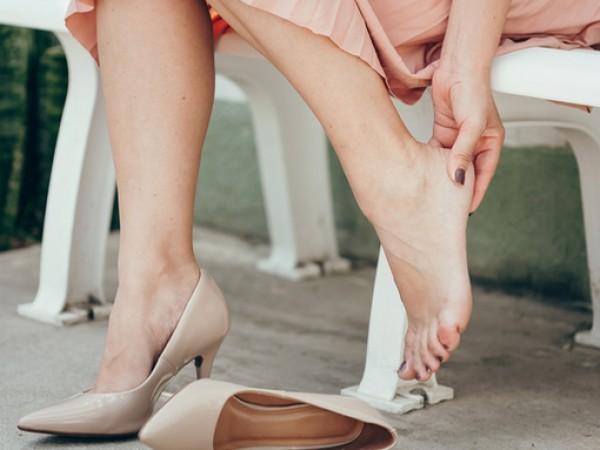 Краката са носещото звено в нашия организъм. Те не само