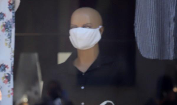 Митничари спряха износ на маски за многократна употреба
